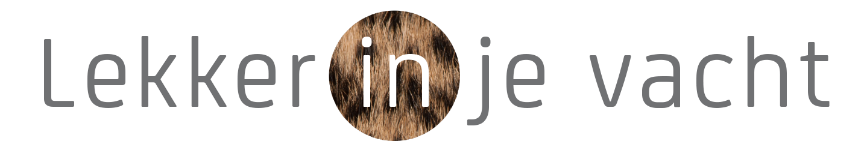 logo lekker in je vacht